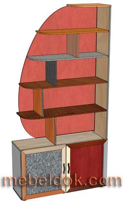 Выбрать цвет мебели