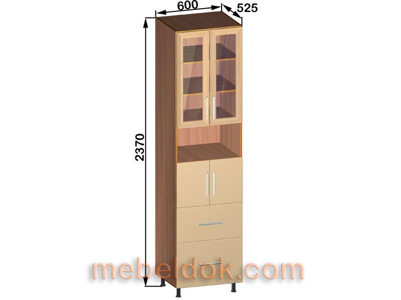 Шкаф для кухни напольный высокий своими руками 4