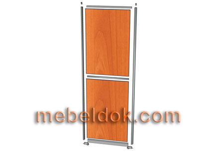 как устроены раздвижные двери шкафа-купе