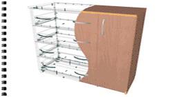 проект меблів
